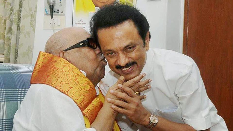 Karunanidhi,Karunanidhi death,MK Stalin