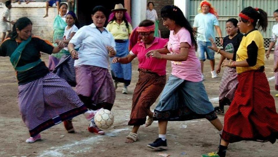 Sadalpur village,Indian football,Football