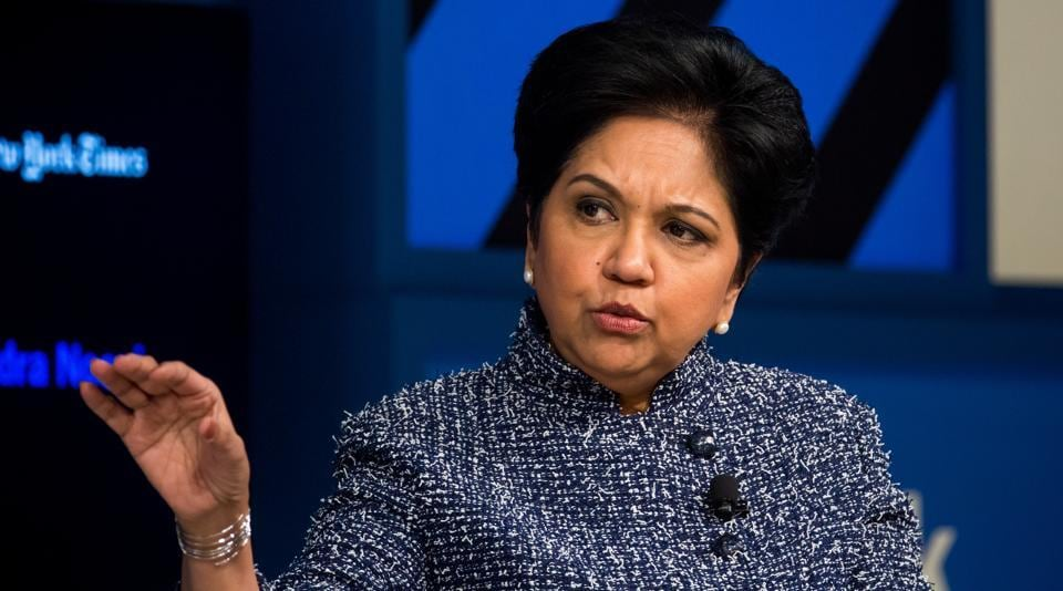 Indra Nooyi s Pepsi exit means another female CEO replaced by a man ... 494f3562d