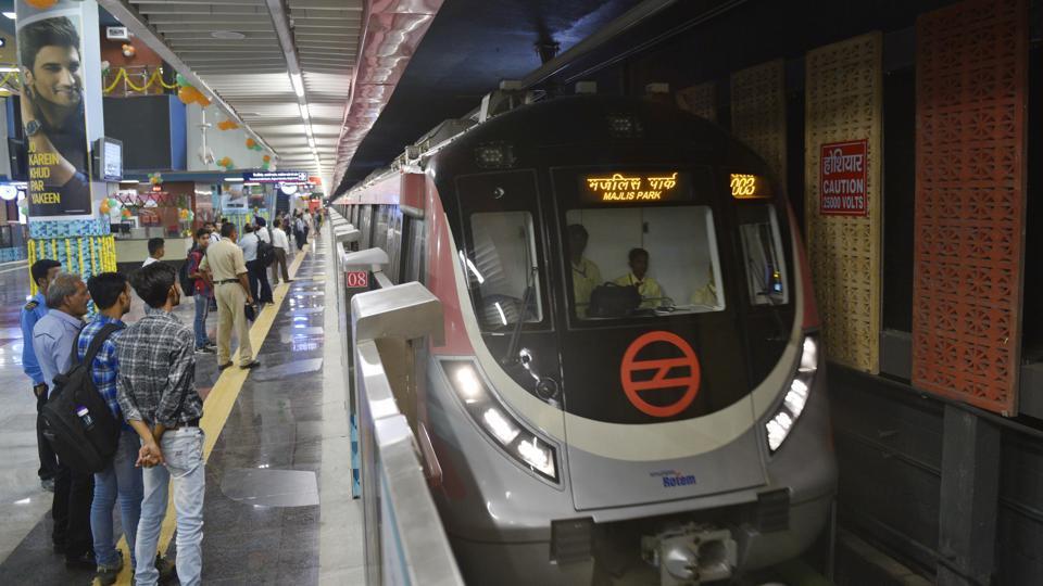 Delhi Metro,delhi metro fare hike,Hardeep Singh Puri