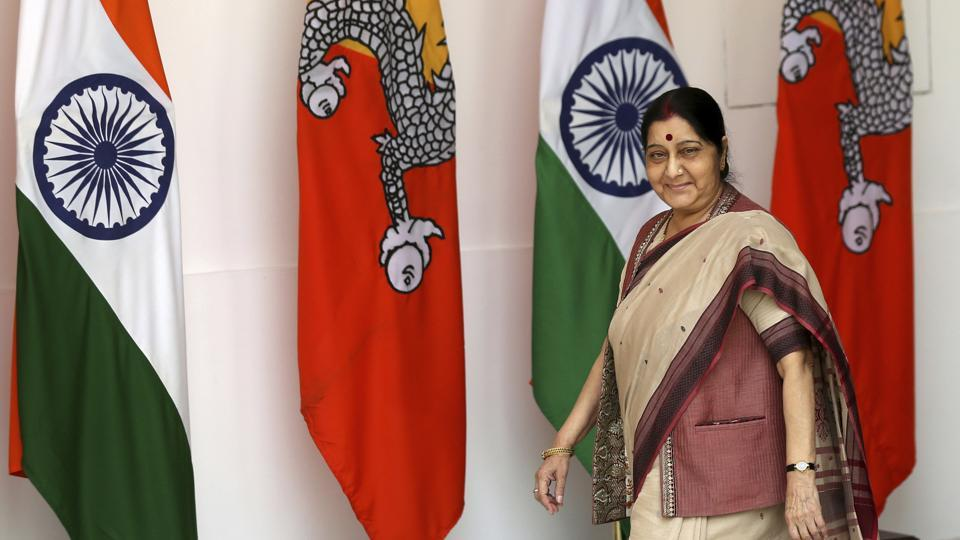 External affairs minister Sushma Swaraj will address the annual high-level UN General Assembly session at United Nations on September 29, according to the provisional list of speakers released by the UN. Prime Minister Narendra Modi is not likely to attend this year's UNGA session. He had given his maiden address to the UN General Assembly as Prime Minister in 2014. (AP File)