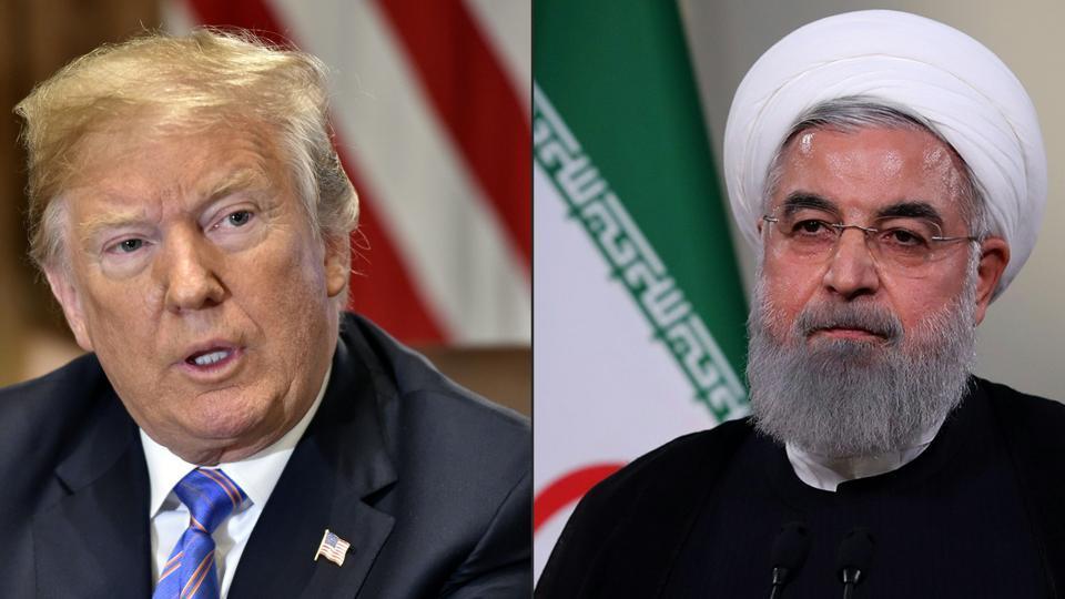 Iran,United States,Donald Trump