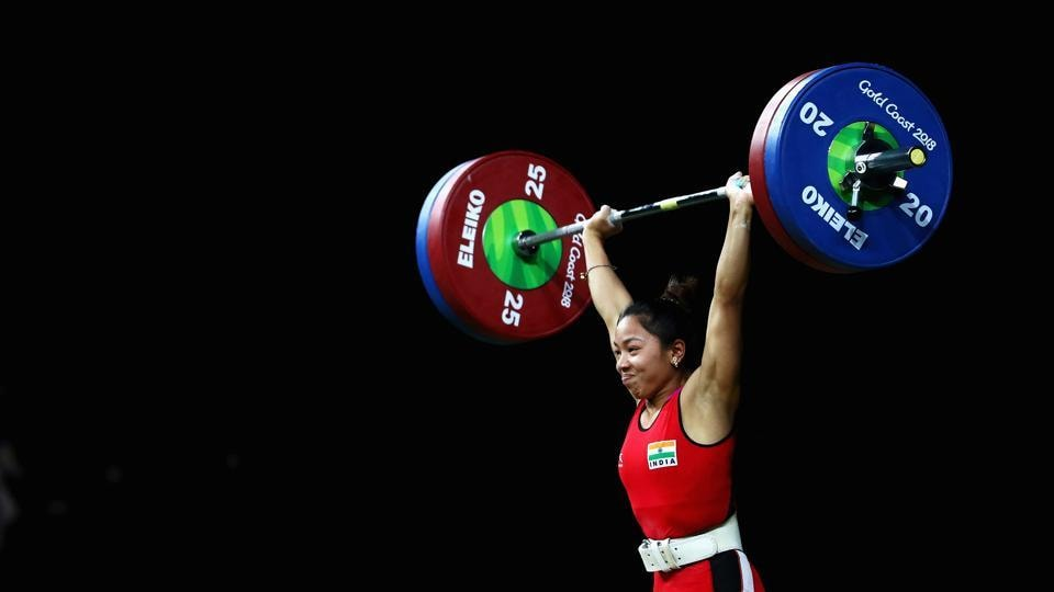 World Champion weightlifter Mirabai Chanu today pulled out of the Asian Games after failing to recover from a lower back injury, which is yet to be fully diagnosed. The decision comes in the wake of national coach Vijay Sharma's recommendation that the Commonwealth gold medallist pull out of Jakarta event to be fit for the Olympic qualifiers, later this year. (Dean Mouhtaropoulos / Getty Images File)