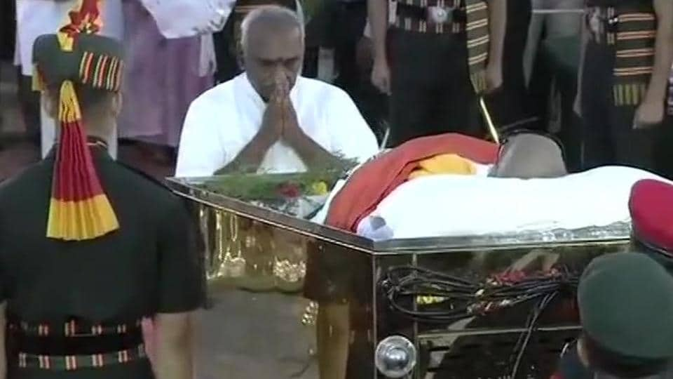 Karunanidhi burial,karunanidhi death,M karunanidhi