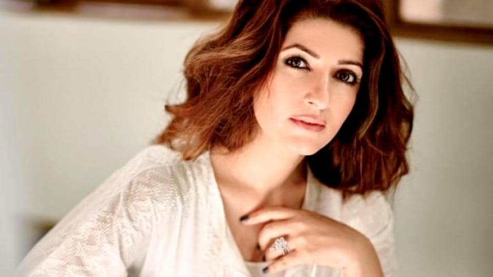 Twinkle Khanna's Elle India magazine cover shoot will definitely go down in our minds as her most memorable. See pics below. (Instagram)