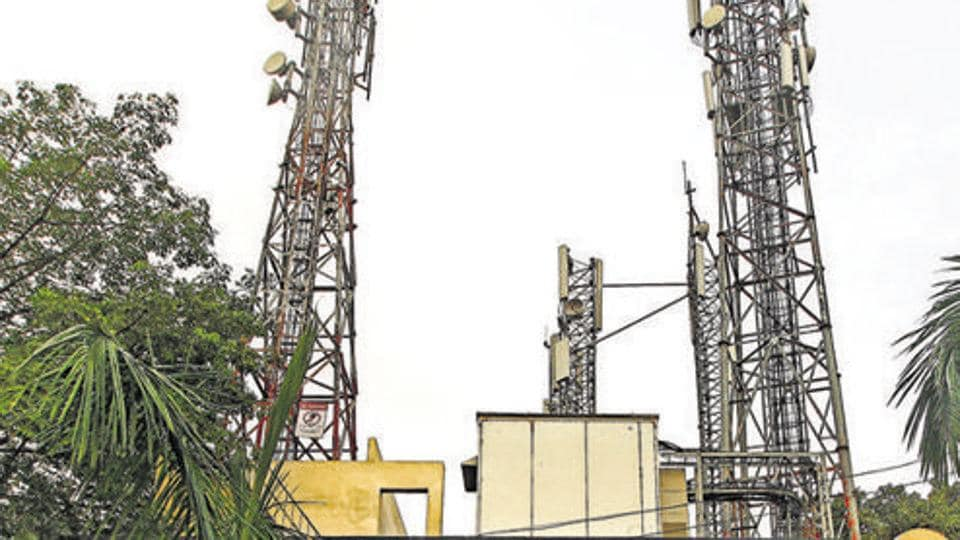 The proposal to regularise mobile towers was taken in the backdrop of reports of frequent call drop in the area.