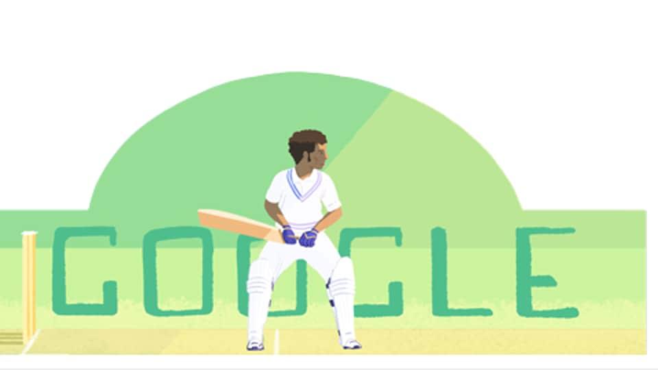 Dilip Sardesai,Google,Google Doodle