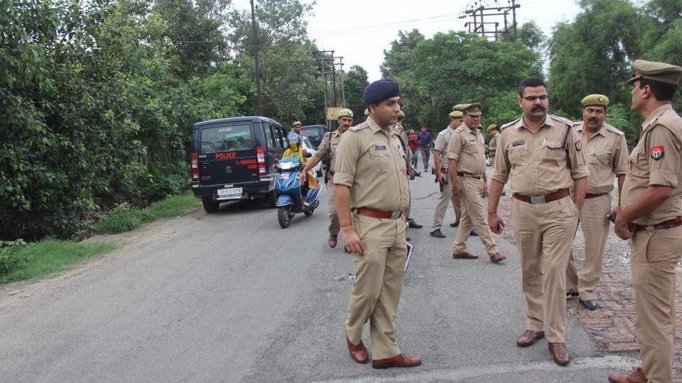 ghaziabad,vasundhara,ghaziabad police
