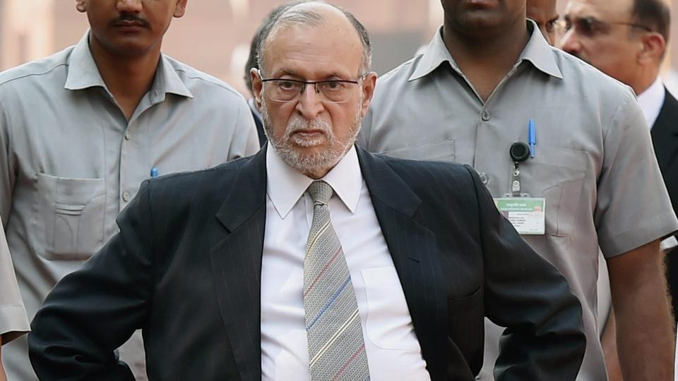 CCTV,Satyendar Jain,Anil Baijal
