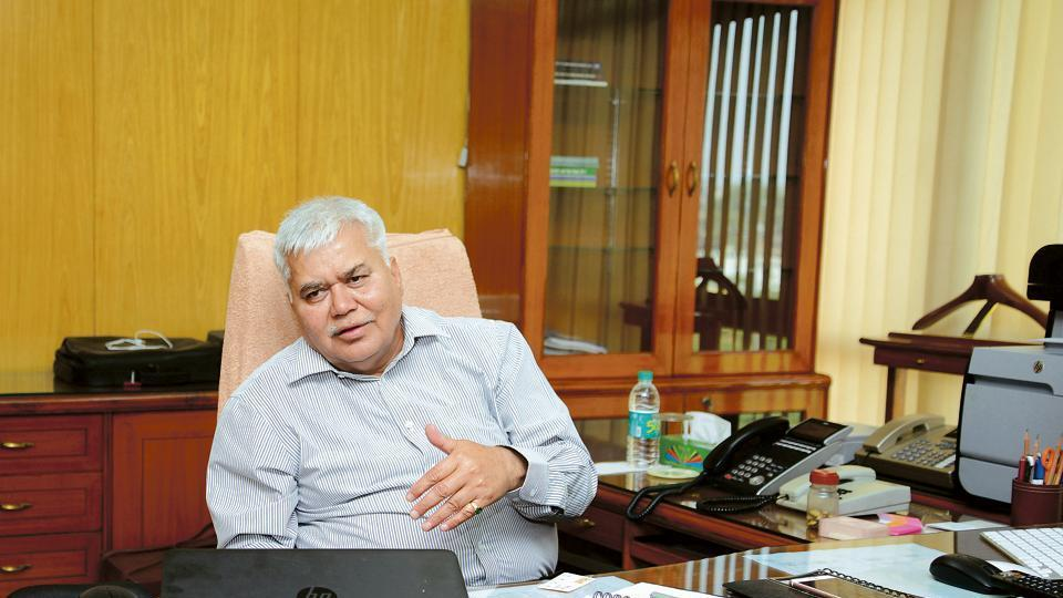 RS Sharma,Trai,Trai chief