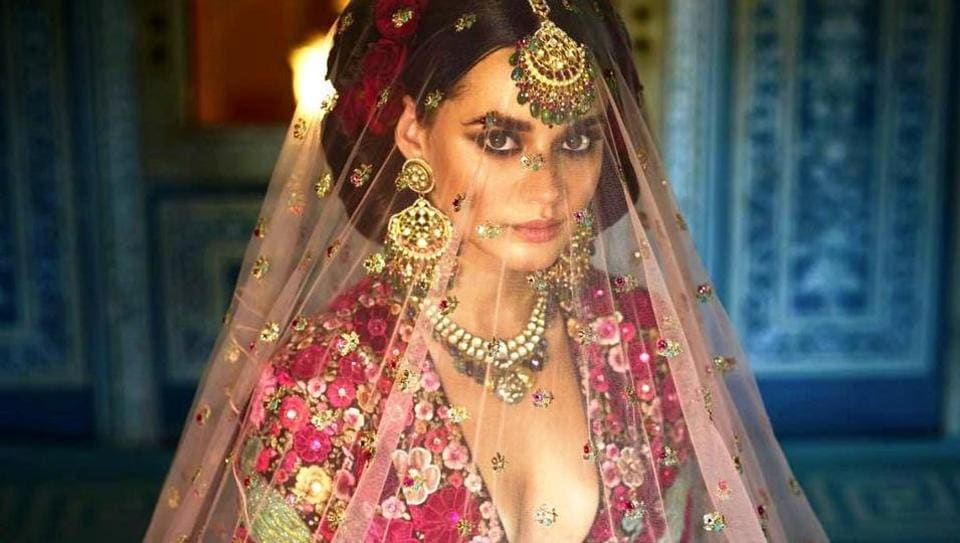 1d5f013986 Whether you're a bride-to-be or simply enjoy seeing gorgeous lehengas,  fashion designer Sabyasachi Mukerjee's latest bridal collection is ...