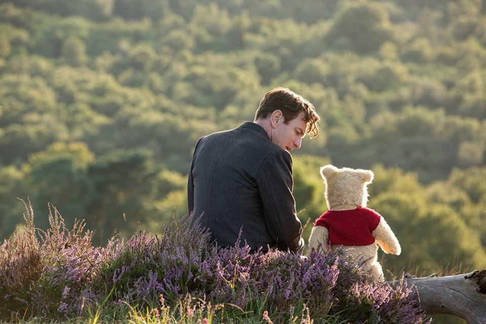 Christopher Robin, now an overworked Londoner, gets a chance to do some serious thinking when he meets his childhood friend Pooh Bear and sets out to help him find other lost woodland creatures.
