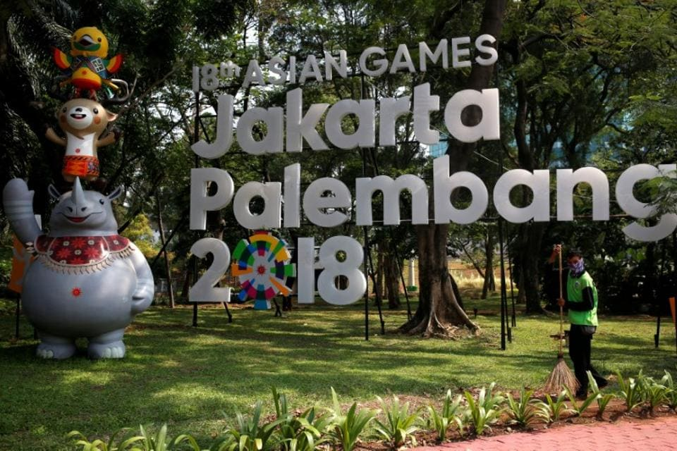 asian games,jakarta,indonesia