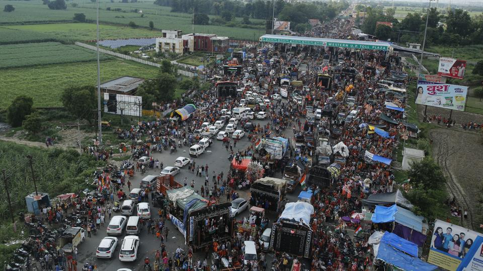 Kanwariya,Sawan,Dalit Rajput clashes
