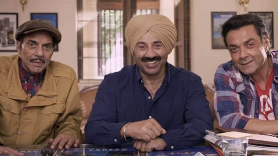 Yamla Pagla Deewana Phir Se,Yamla Pagla Deewana Phir Se trailer,Dharmendra
