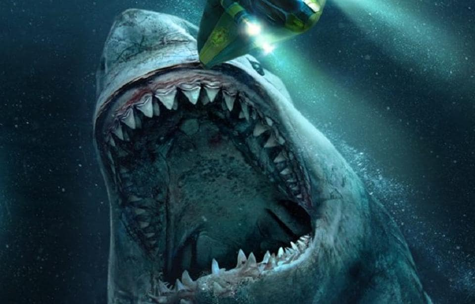 A ravenous, ginormous, prehistoric shark that had long been thought extinct is on the loose.
