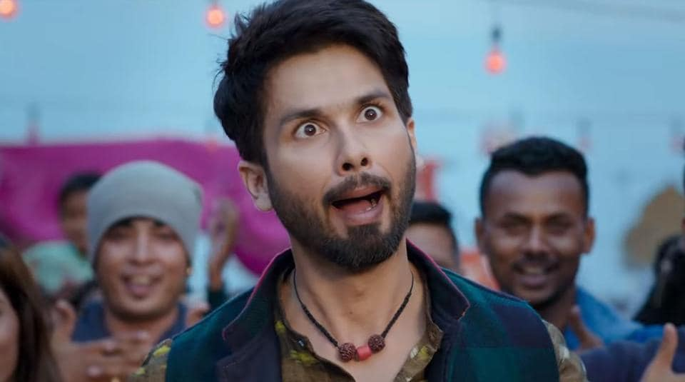 Shahid Kapoor plays a lawyer who fights for the rights of his people in Batti Gul Meter Chalu.