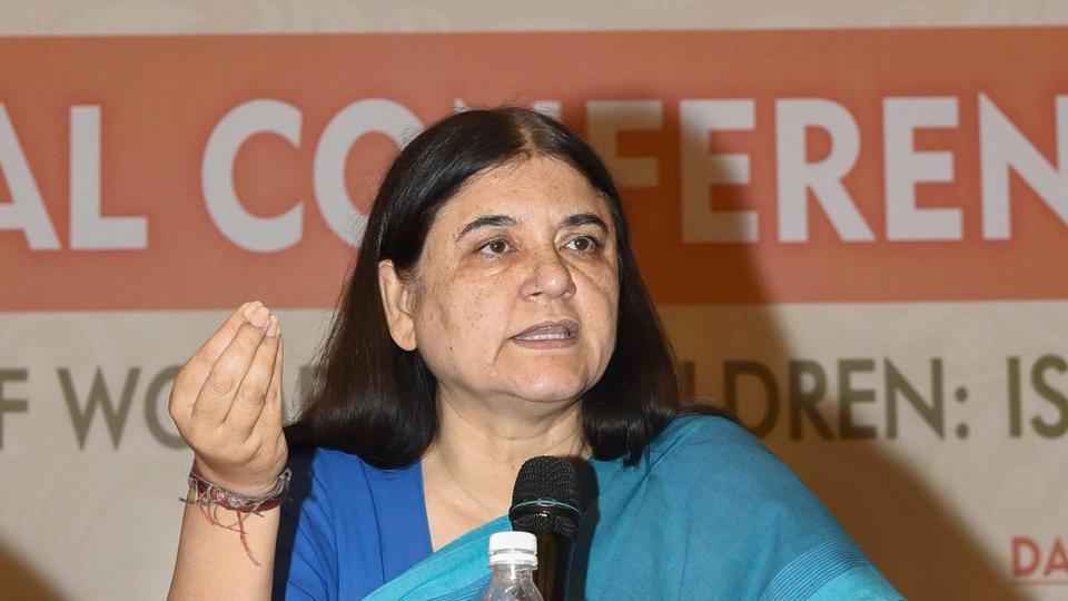 child adoption centres,Maneka Gandhi,Women and Child Development minister