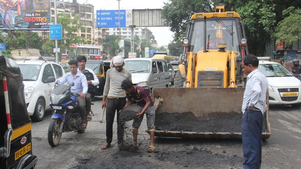 Mumbai,road scam,charge sheet