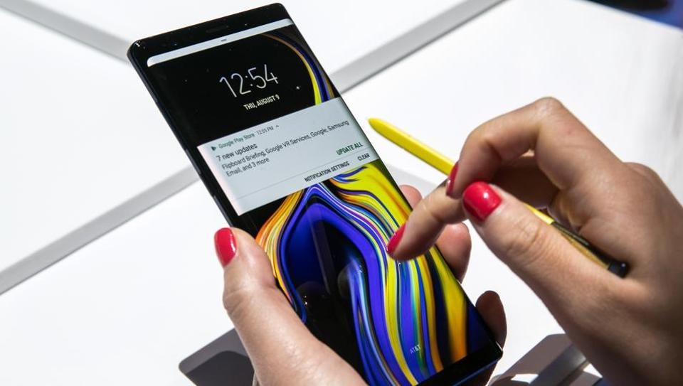 Samsung Galaxy Note 9 India price announced: Pre-booking