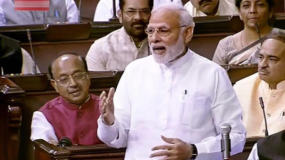 PM Modi,Modi's remark on BK Hariprasad,BK Hariprasad