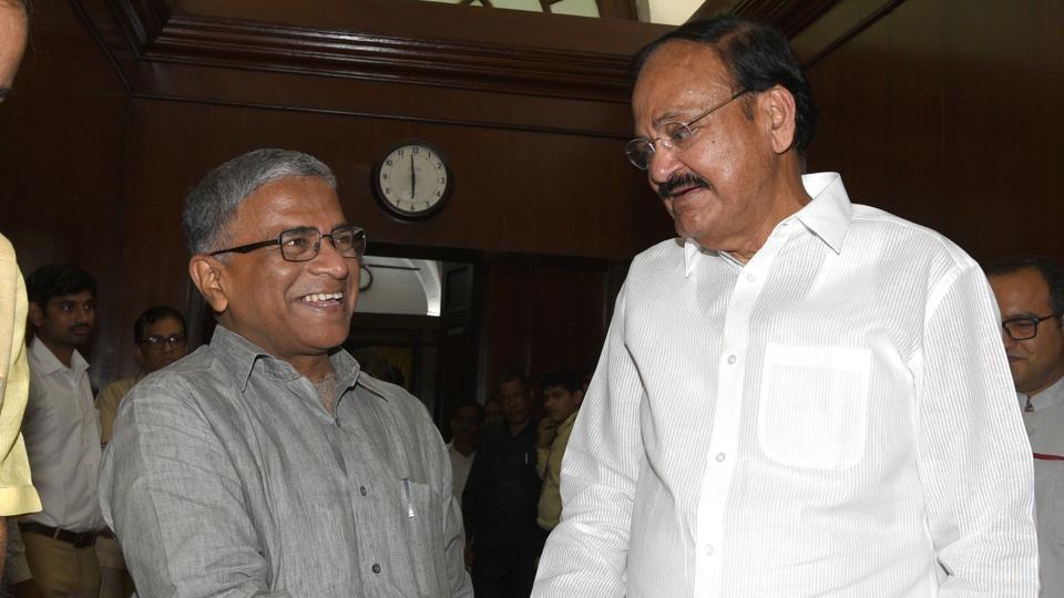 Congress,Venkaiah Naidu,Rajya Sabha