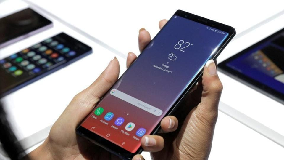 Samsung Note 9,Samsung Note 9 Launch Date In India,Samsung Note 9 Launch Event