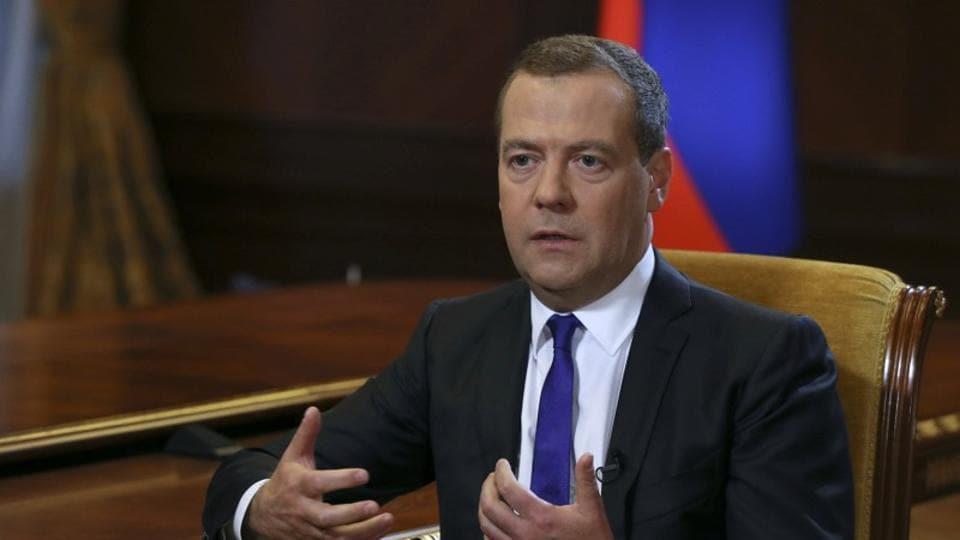 russian PM,dmitry medvedev,nerve agent