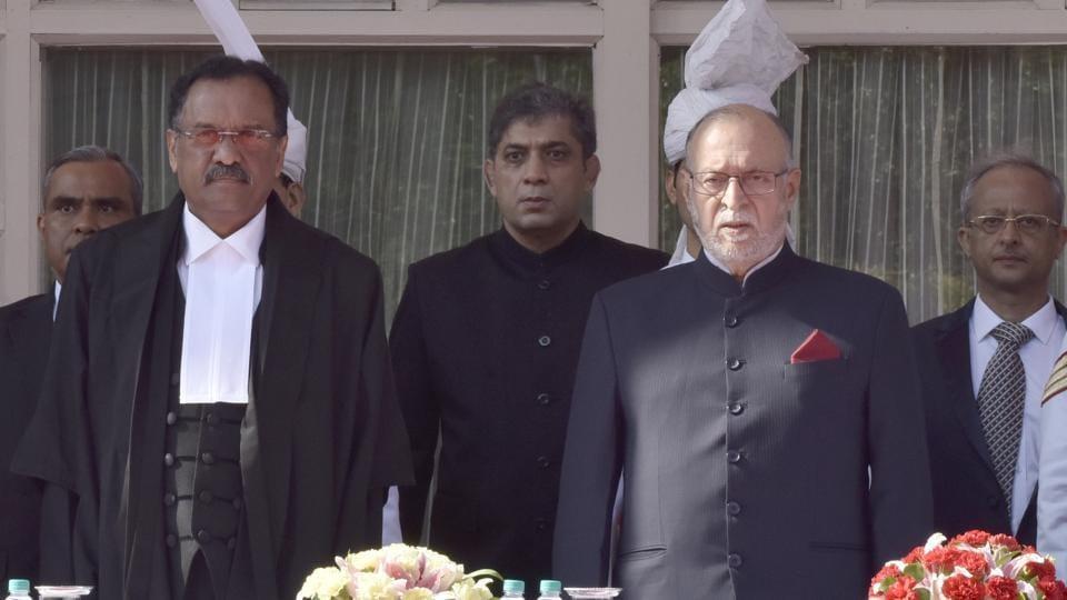 delhi,chief justice of delhi HC,Delhi HC