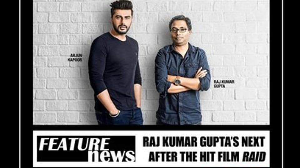 Arjun Kapoor's next titled India's Most Wanted is directed by Raj Kumar Gupta.