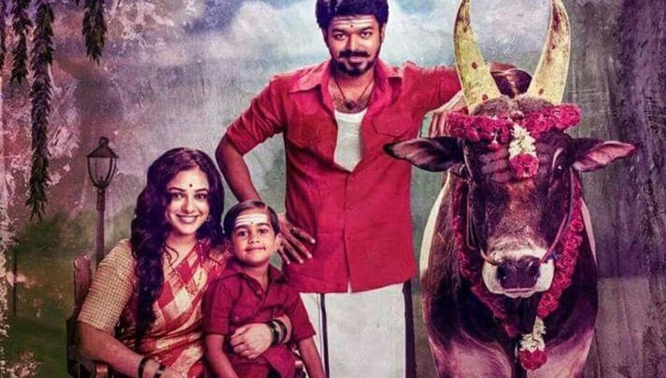 Vijay's Mersal will release in China, the film rights have been bought by HGC Entertainment.