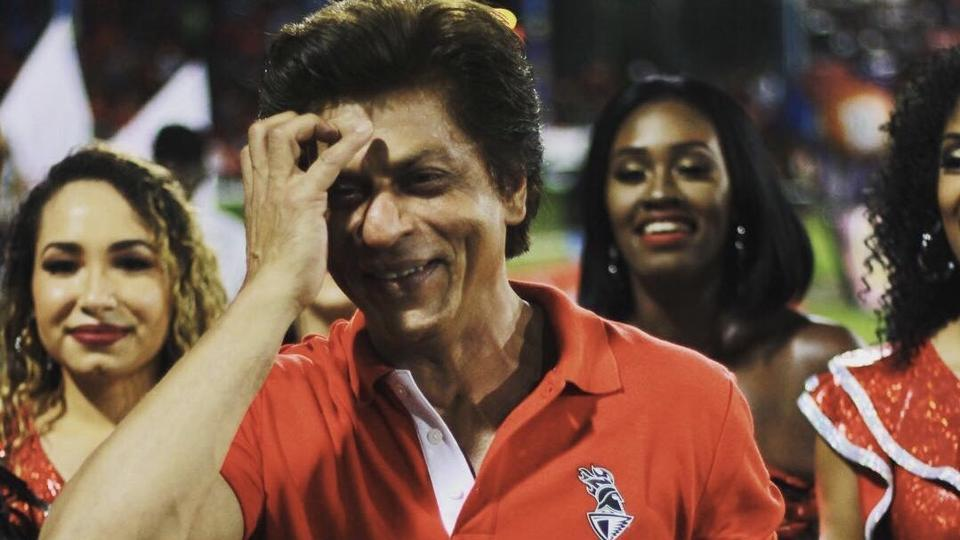 Shah Rukh Khan,Shah Rukh Carribean premier league,Shah Rukh premier league cricket