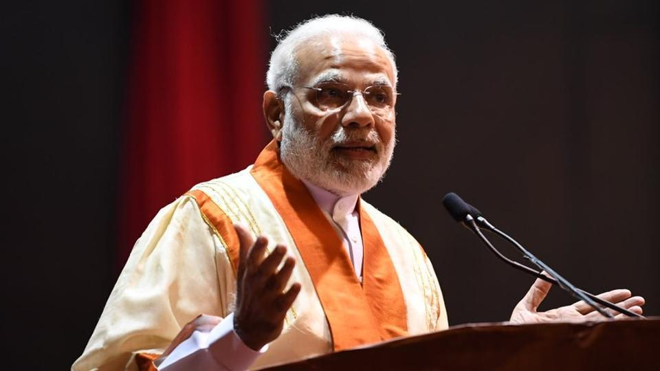 Modi at IIT,IIT B Convocation 2018,IIT Powai