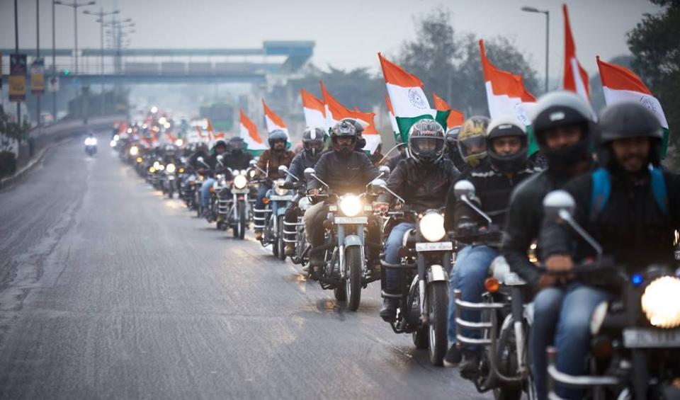 Independence Day,August 15,Jashn-E Azadi Freedom Ride