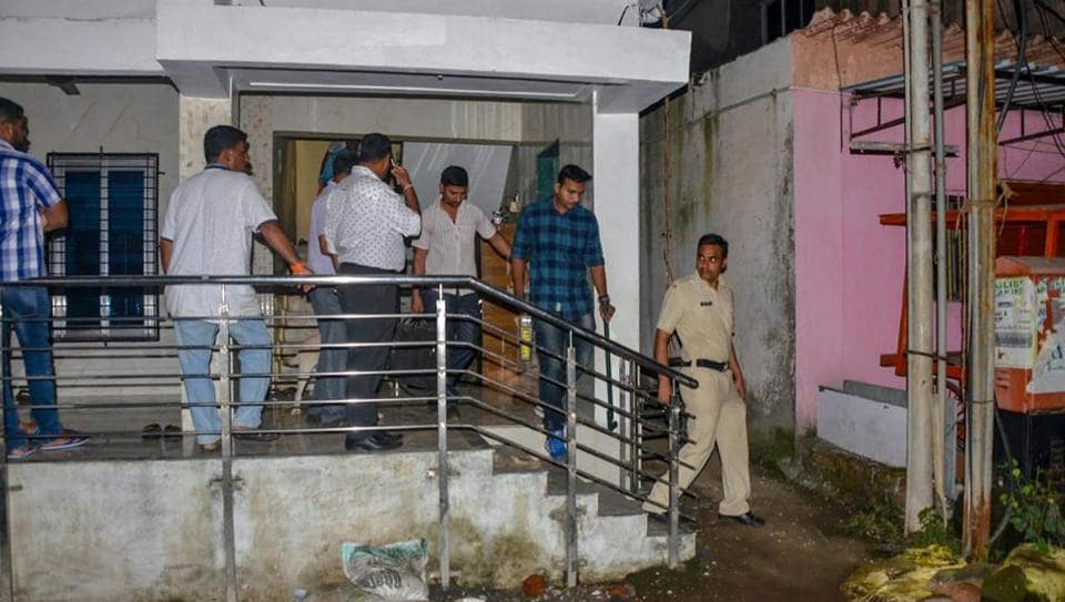 Maharashta anti-terrorism squad,Sanatan Sanstha,ATS