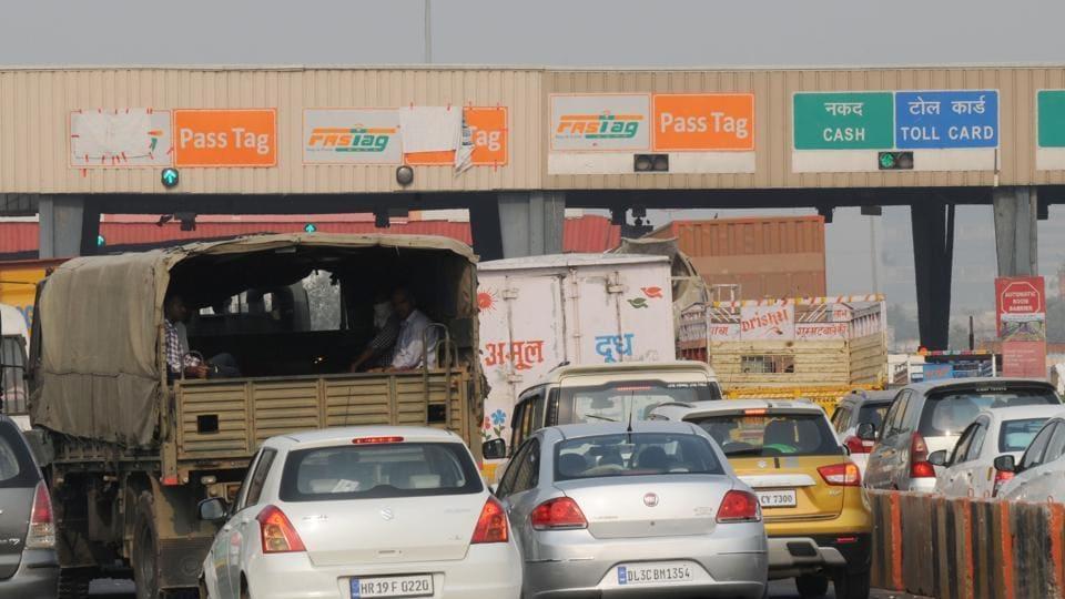 Kherki Daula toll plaza,Sehrawan,Panchgaon