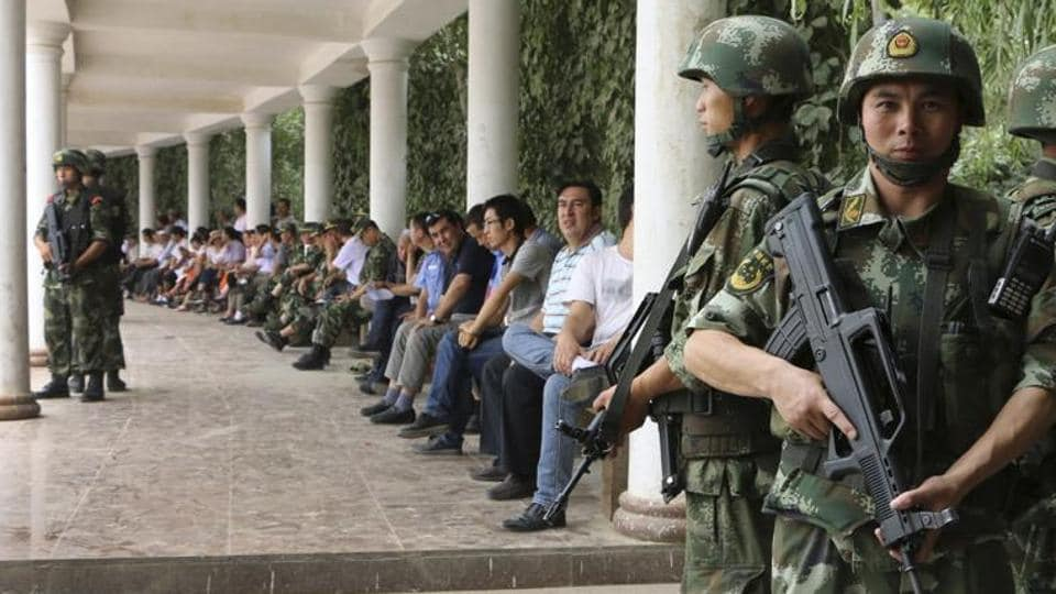 China rejects allegations of detaining million Uighurs in camps in Xinjiang
