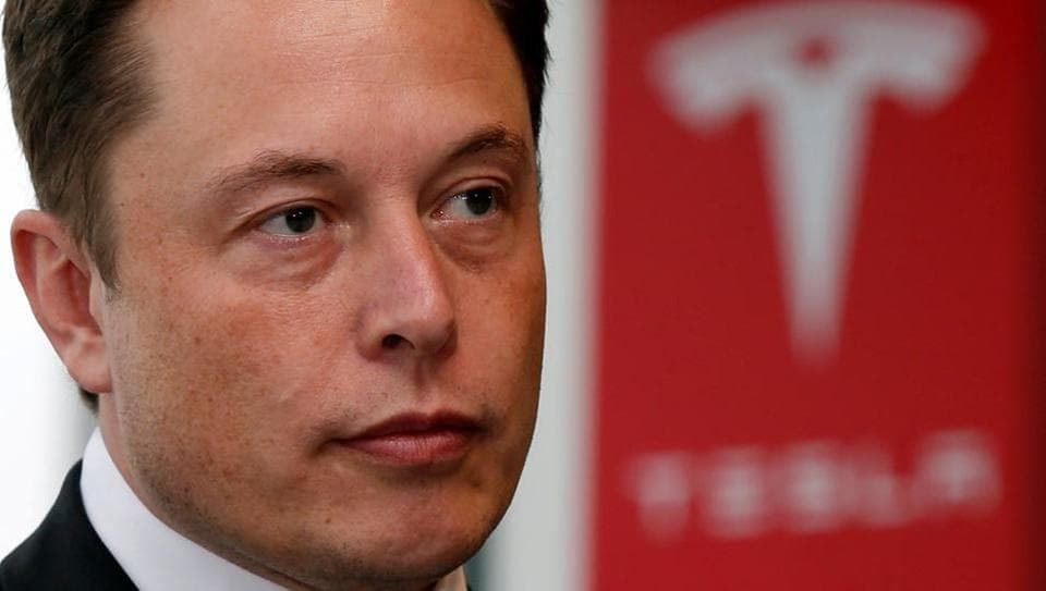 Tesla Motors Inc chief executive Elon Musk