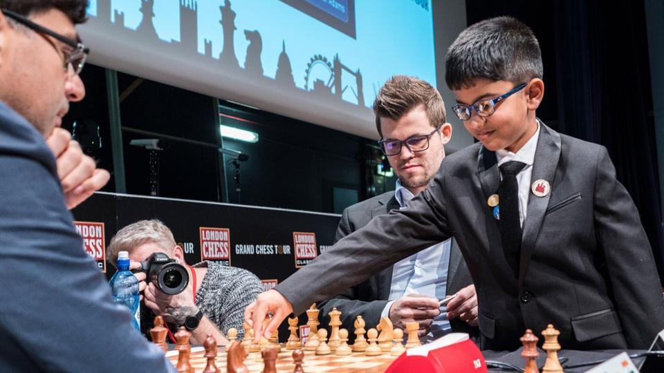 Chess,Shreyas Royal,UK