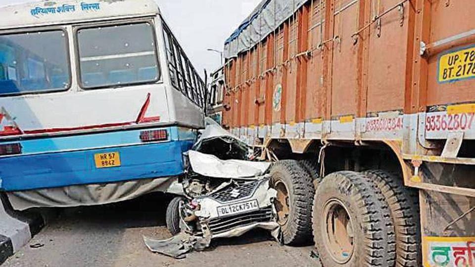Pitampura,Road accident,New Delhi