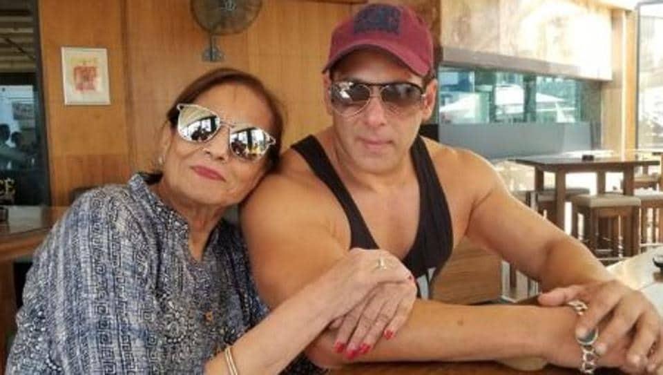 Salman Khan,Salman Khan mother,Bharat
