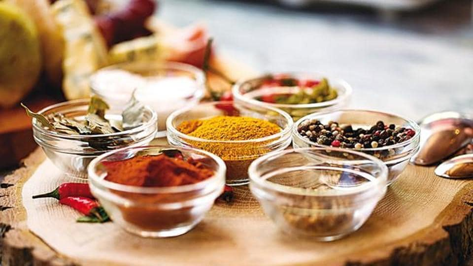 Get all your spices and ingredients ready to start cooking all the dishes we recommend for you.
