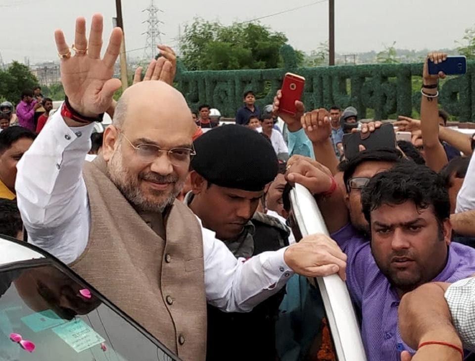Amit Shah,religious minorities,NRC