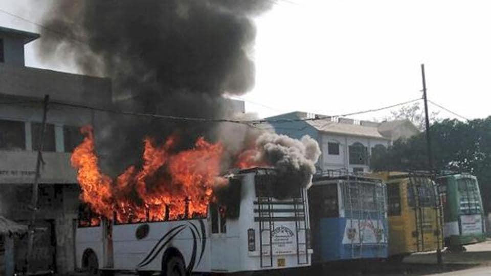 Tiranga yatra,Independence Day,Kasganj violence