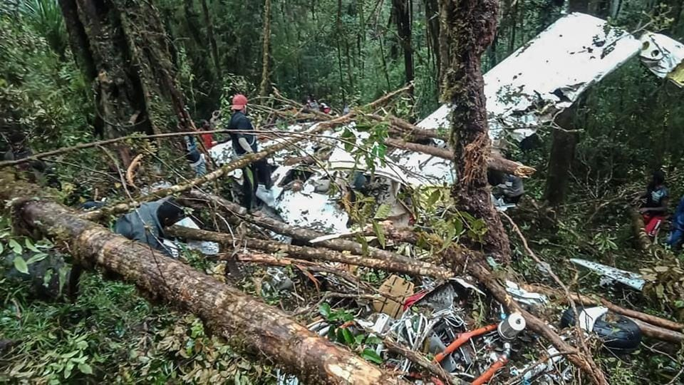 Indonesia plane crash,Swiss light plane,Swiss-made Pilatus PC-6