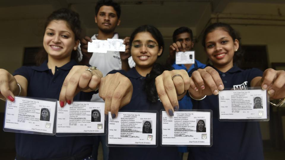 Learner's driving licence,Delhi government,Licensing authorities