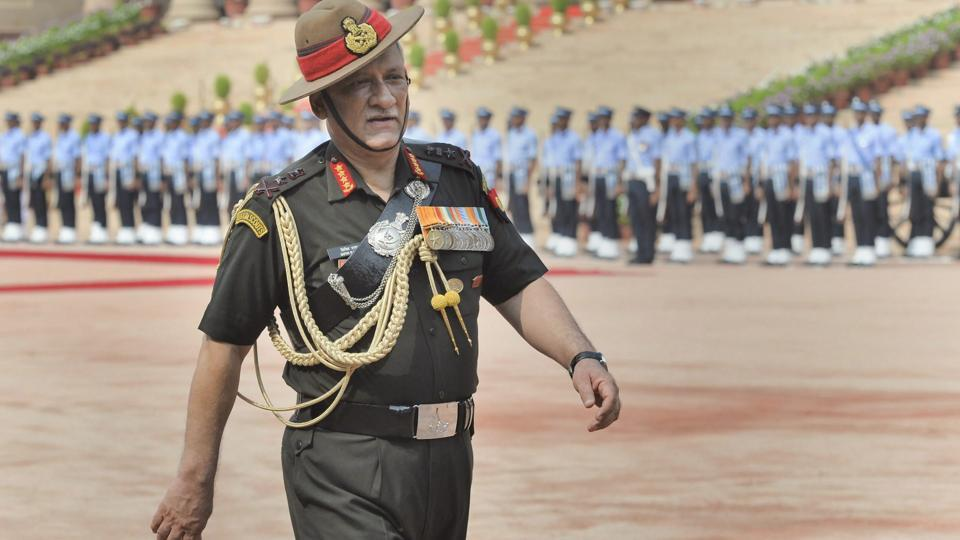 Army,officer cadre review,General Bipin Rawat