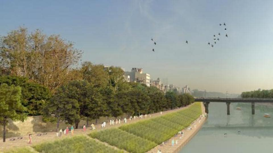 Pune,riverfront development,environment ministry's nod