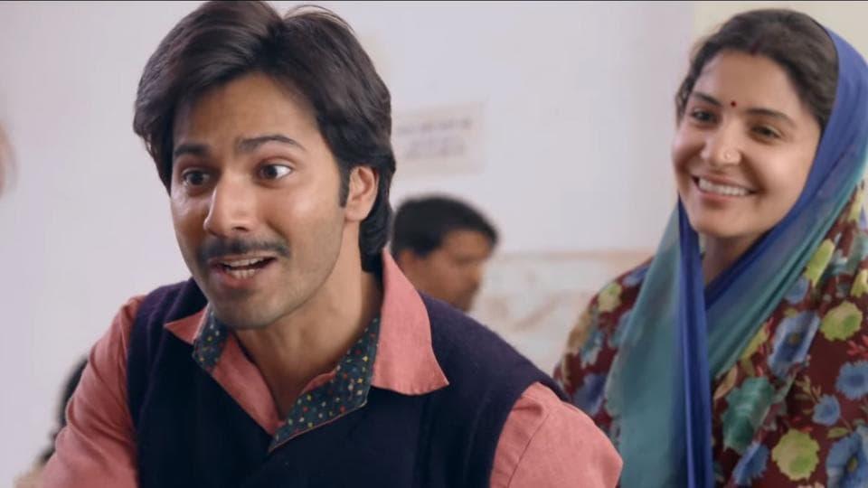 Sui Dhaaga,Varun Dhawan,Anushka Sharma