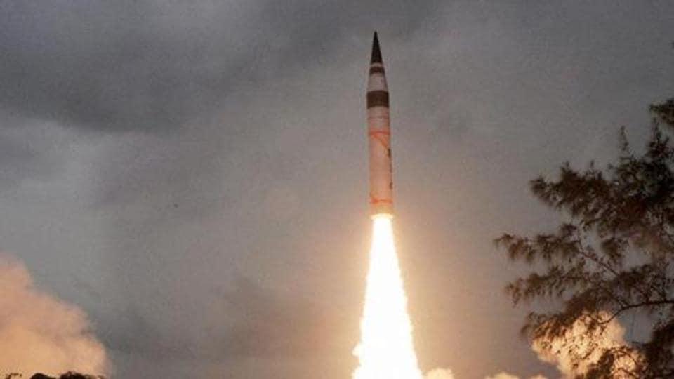 Agni-V,India's long-range ballistic missile,ballistic missile